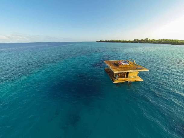 Virginia Duran Blog- Floating Homes- Manta Resort- Genberg Underwater Hotels