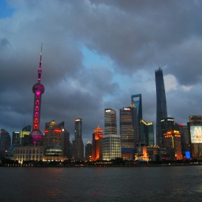 10 Sites To Take The Best Skyline Pictures in Shanghai