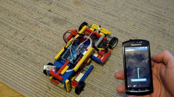 Virginia Duran Blog- Top LEGO designs- Bluetooth LEGO Car