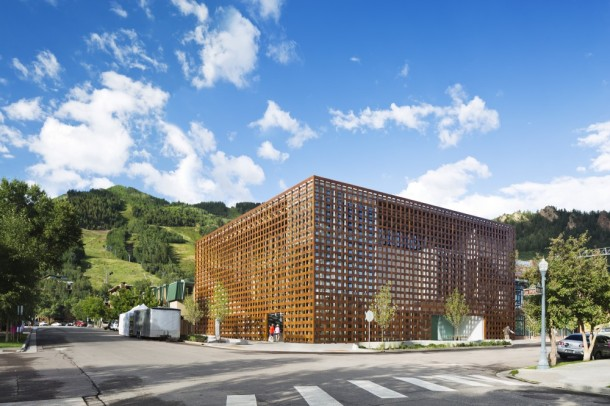 Virginia Duran Blog- Amazing Museums- Aspen Art Museum by Shigeru Ban Architects