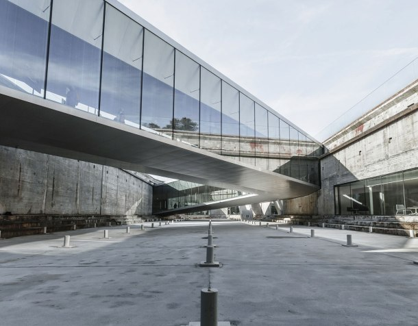 Virginia Duran Blog- Amazing Museums- Danish National Maritime Museum by BIG-interior
