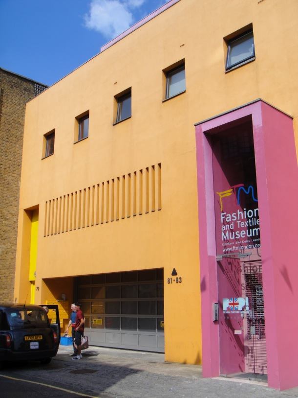 Virginia Duran Blog-Amazing Museums-Legorreta-Fashion and textile-London-exterior
