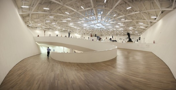 Virginia Duran Blog- Amazing Museums- Museo Soumaya : FR-EE : Fernando Romero Enterprise-interior