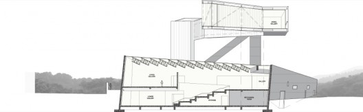 Virginia Duran Blog- Amazing Museums- Nanjing Sifang- Steven Holl- section
