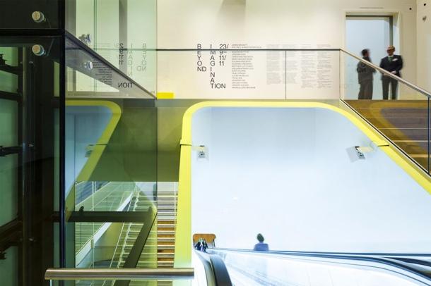 Virginia Duran Blog- Amazing Museums- Stedelijk Museum Amsterdam : Benthem Crouwel Architects