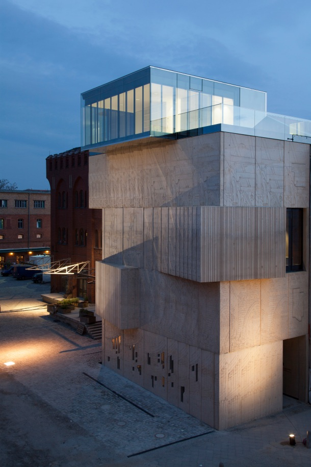 Virginia Duran Blog- Amazing Museums- Tchoban Foundation – Museum for Architectural Drawing-exterior