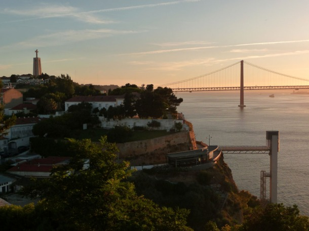 Virginia Duran Blog- Sites for Amazing Skyline Pictures-Lisbon-Cristo Rei