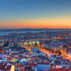 10 Sites To Take The Best Skyline Pictures in Lisbon