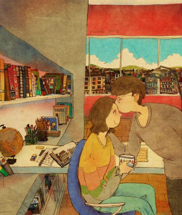 Virginia Duran Blog- Love is more- illustrations-art-puuung-1