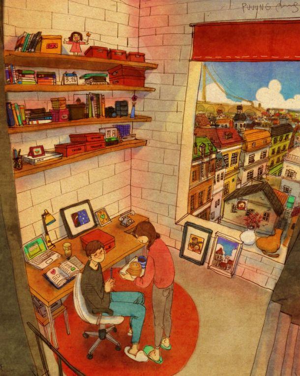 Virginia Duran Blog- Love is more- illustrations-art-puuung-11