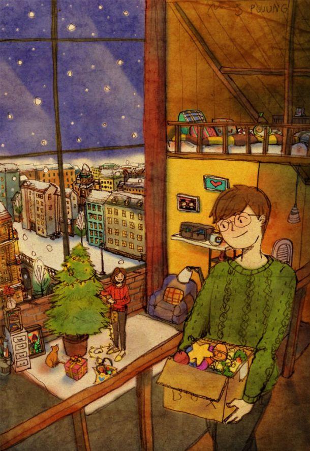 Virginia Duran Blog- Love is more- illustrations-art-puuung-13