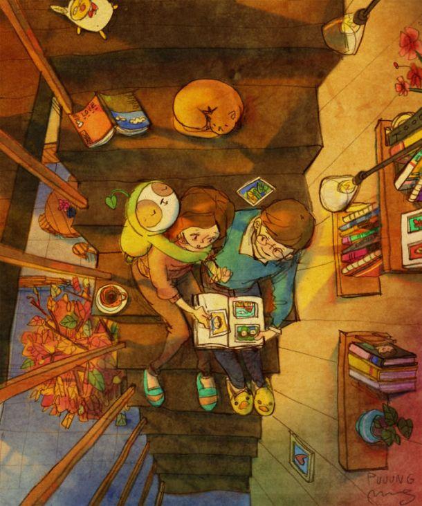 Virginia Duran Blog- Love is more- illustrations-art-puuung-19