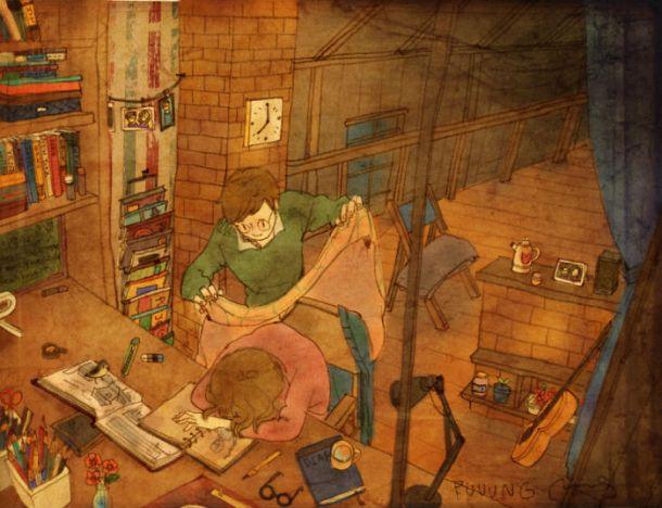 Virginia Duran Blog- Love is more- illustrations-art-puuung-2