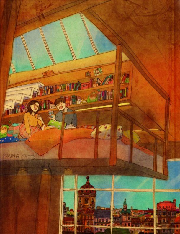 Virginia Duran Blog- Love is more- illustrations-art-puuung-4