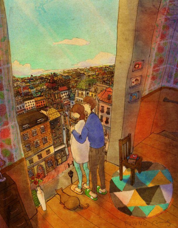 Virginia Duran Blog- Love is more- illustrations-art-puuung-6