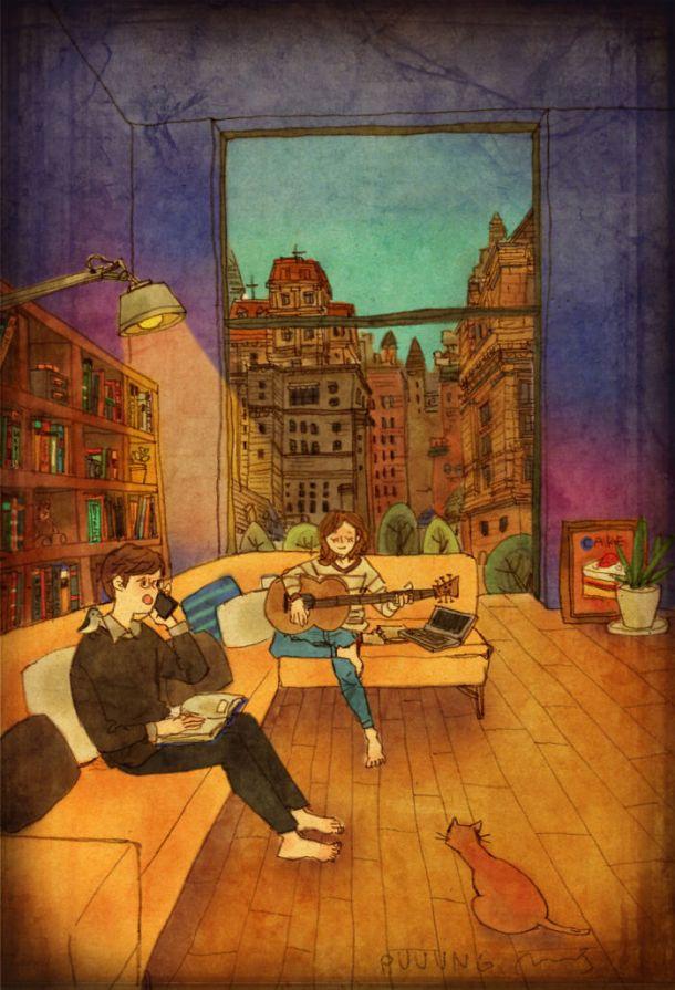 Virginia Duran Blog- Love is more- illustrations-art-puuung-9