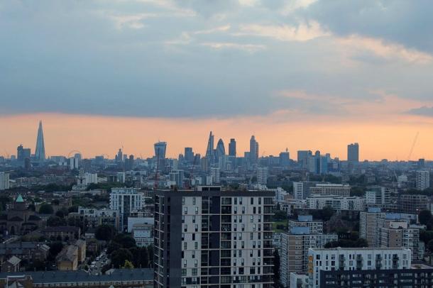 Virginia Duran Blog-London-Best skyline photography-Balfron Towers