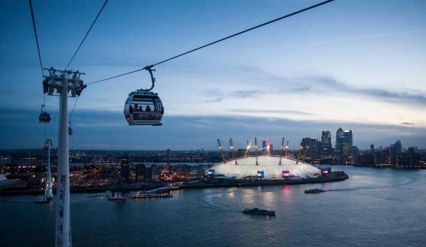 Virginia Duran Blog-London-Best skyline photography-Emirates Air Line