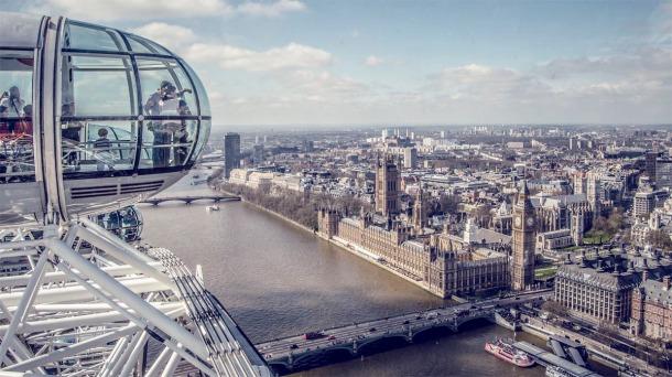 Virginia Duran Blog-London-Best skyline photography-London Eye by ee24