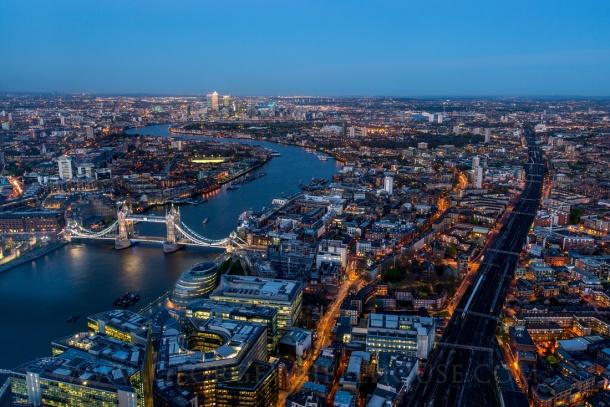 Virginia Duran Blog-London-Best skyline photography-The Shard by Geoge Wheel