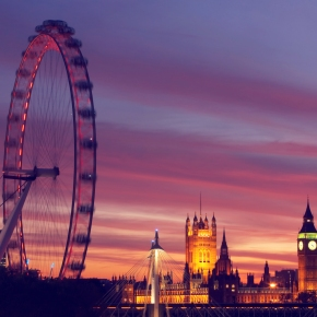 12 Sites To Take The Best Skyline Pictures in London