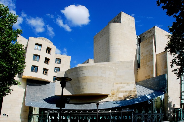 Virginia Duran Blog-Buildings in Paris if you Love Architecture- Cinémathèque Française by Frank Gehry