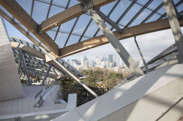 Virginia Duran Blog-Buildings in Paris if you Love Architecture- Fondation Louis Vuitton Paris by Frank Gehry