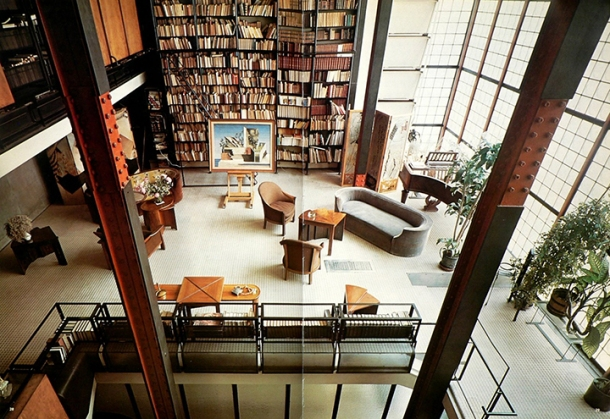 Virginia Duran Blog-Buildings in Paris if you Love Architecture- Maison de Verre-interior