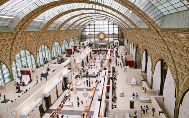 Virginia Duran Blog-Buildings in Paris if you Love Architecture- MUsee d'Orsay
