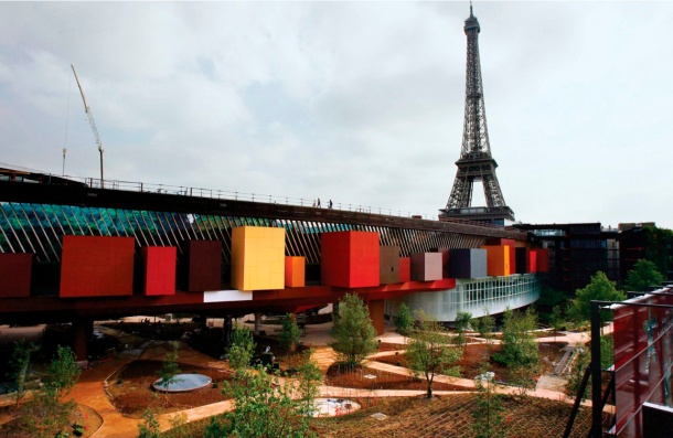 Virginia Duran Blog-Buildings in Paris if you Love Architecture- Musee du quai branly by Jean Nouvel