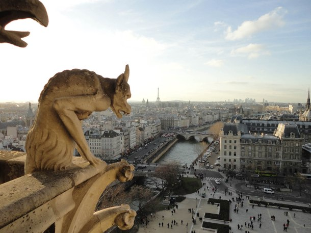 Virginia Duran Blog-Buildings in Paris if you Love Architecture- Notre Dame
