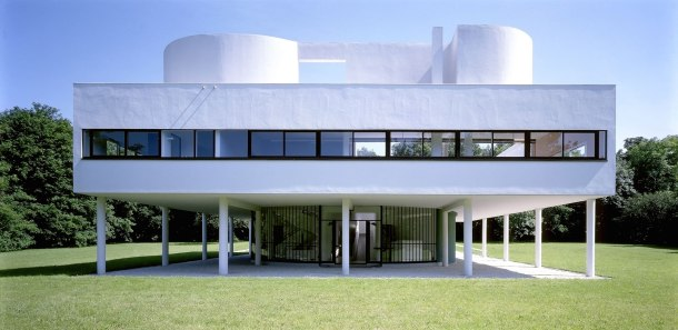Virginia Duran Blog-Buildings in Paris if you Love Architecture- Ville Savoye