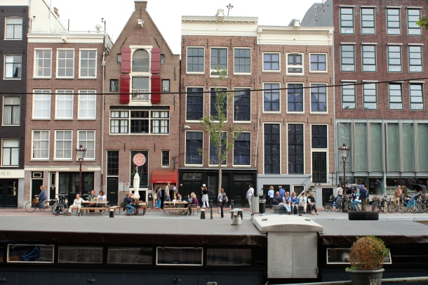 Virginia Duran Blog-Amazing architecture Amsterdam-Anne Frank Huis