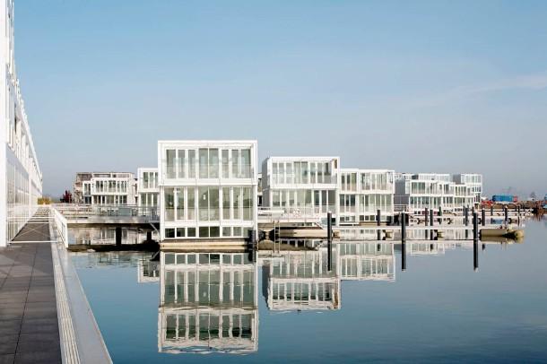 Virginia Duran Blog-Amazing architecture Amsterdam-Floating Houses in IJburg