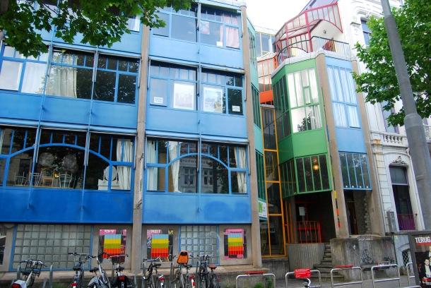 Virginia Duran Blog-Amazing architecture Amsterdam-Hubertus House by van Eyck