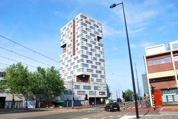 Virginia Duran Blog-Amazing architecture Amsterdam-IJ Tower