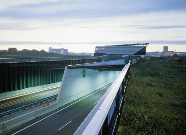 Virginia Duran Blog-Amazing architecture Amsterdam-Piet Hein Tunnel