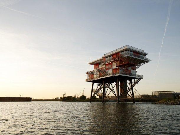 Virginia Duran Blog-Amazing architecture Amsterdam-REM Eiland Rooftop