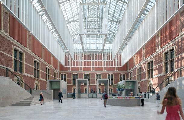 Virginia Duran Blog-Amazing architecture Amsterdam-Rijksmuseum Cruz y Ortiz