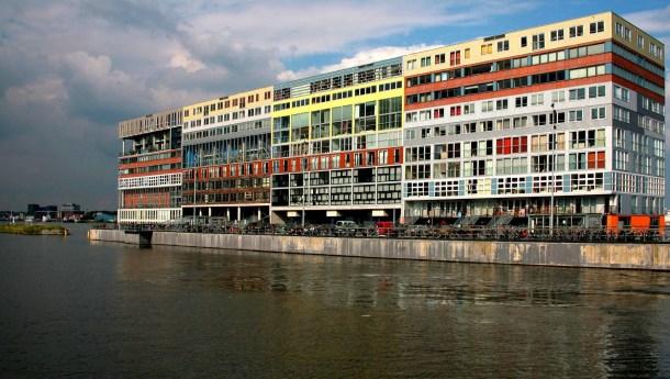 Virginia Duran Blog-Amazing architecture Amsterdam-Silodam MVRDV