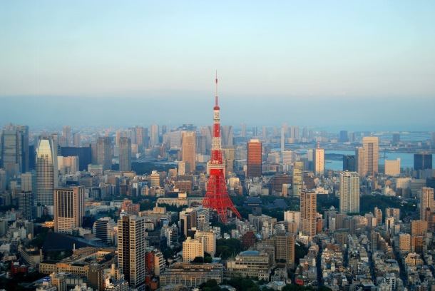 Virginia Duran Blog-Best sites to take Skyline Pictures in TOKYO-Mori Museum