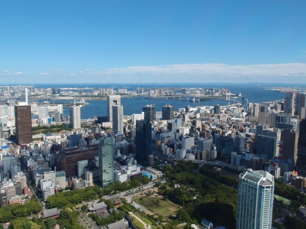 Virginia Duran Blog-Best sites to take Skyline Pictures in TOKYO-Tokyo Tower