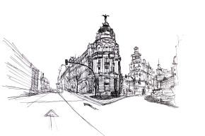 4 Sketching Styles