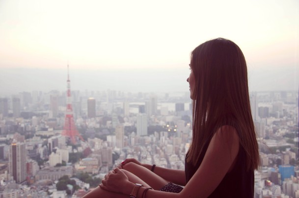 Virginia Duran Blog-12 countries in 12 months-Tokyo