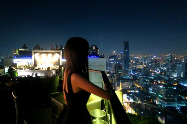 Virginia Duran Blog- Amazing Skyline Rooftops Bangkok- Banyan Tree-Vertigo Rooftop