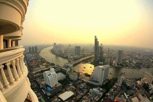 Virginia Duran Blog- Amazing Skyline Rooftops Bangkok- Lebua Rooftop