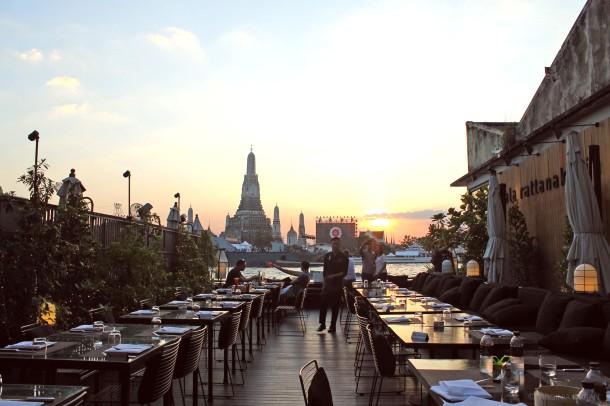 Virginia Duran Blog- Amazing Skyline Rooftops Bangkok- The Sala Rattanakosin Boutique Hotel