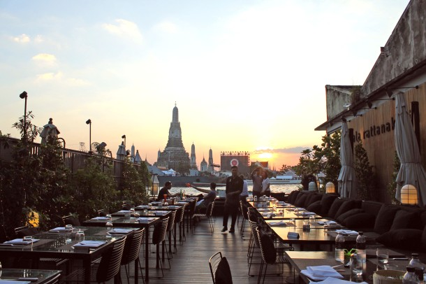 Virginia Duran Blog- Amazing Skyline Rooftops Bangkok- The Sala Rattanakosin Boutique Hotel