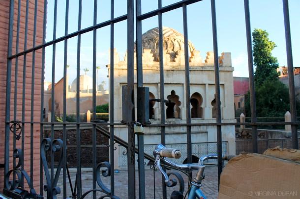Virginia Duran- Marrakech Top Architecture-Almoravid Koubba