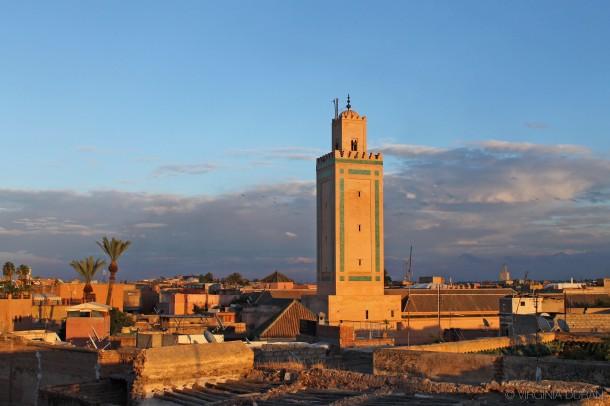 Virginia Duran- Marrakech Top Architecture-Ben Youssef Mosque